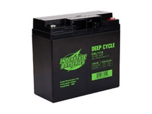 Battery 12 Volt 18 AMP Cycle For C3