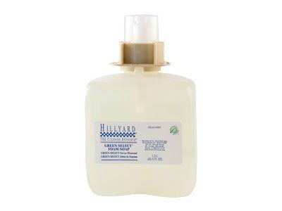 Hillyard Green Select Foam Soap