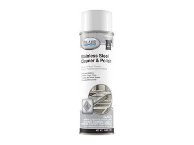 Hillyard Oil Stainless Steel Cleaner