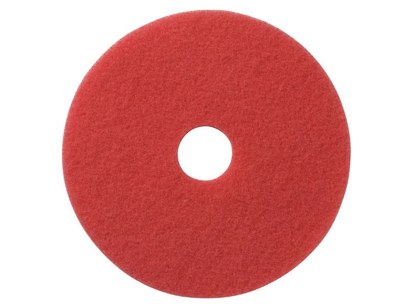 Buffing Pad – Red