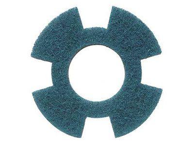 I-mop twister pad blue