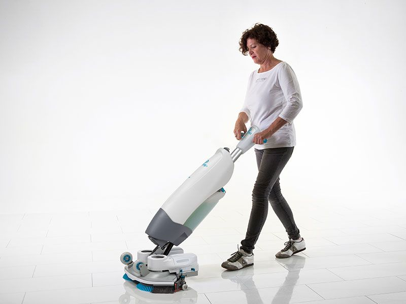I Mop Xl Lithium Ion Auto Disk Scrubber Ball Chemical