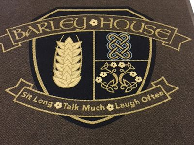 Barley House Mat