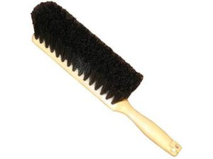 Black Poly Counter Brush